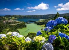 São Miguel island: Full Tour with lunch Tour
