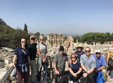 5 Days - Ephesus Pamukkale Cappadocia Tour from Istanbul Tour