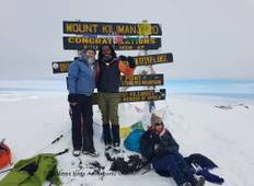 Kilimandscharo-Expedition: Machame-Route - 8 Tage Rundreise