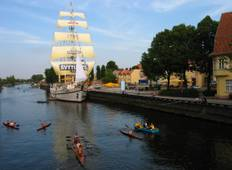 Private tour to the Baltic capitals Vilnius, Riga, Tallinn Tour