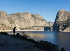 Yosemite Hetch Hetchy Backpacking Adventure Tour