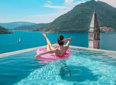 Luxurious Couples Yoga Retreat in Montenegro Tour