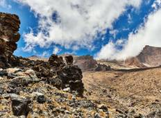 Climb Kilimanjaro: 9 Days Machame Route Tour