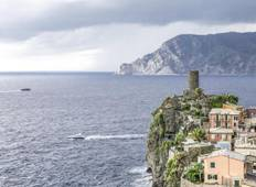 7 day Italian Riviera and French Coast Tour from Milan Tour
