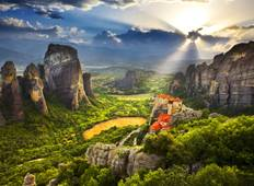 Delphi & Meteora Three Days Tour from Athens Tour
