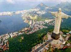 From Buenos Aires to RIO (11 Nights) (from Buenos Aires to Rio de Janeiro) Tour