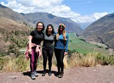 Sacred Valley + Inca Trail 3 Days Tour