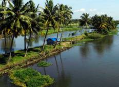 6 Night / 7 Day Kerala Tour Package  Tour