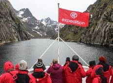 Norwegian Arctic Encompassed Tour