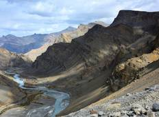 7 Days Leh Tour with Nubra Valley & Pangong Lake Tour