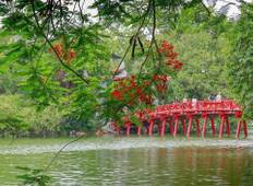 Hanoi - Halong bay - Ninh Binh 5 days With Overnight on Cruise  Tour