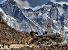 Annapurna Base Camp via Ghorepani Poonhill Tour