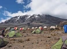 5 Days Climbing Mt. Kilimanjaro (Marangu Route) Tour