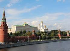 Two Capitals Moscow and St Petersburg Tour