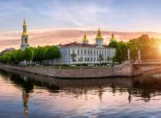 Classic 7 days group city break: Moscow and St Petersburg Tour
