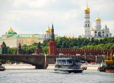 Moscow City Break Tour