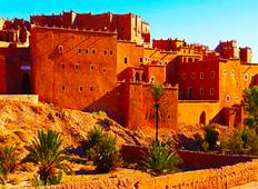 From Marrakech to Fes private Desert tour ( Luxury Camp ) Tour