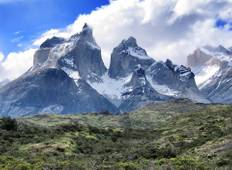 W-Trek in Torres del Paine and Perito Moreno Glacier (8 Nights) Tour