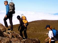 6 Days Climbing Mt Kilimanjaro via Machame Route Tour