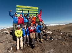 8 Days Climbing Mt Kilimanjaro Via Marangu Route Tour