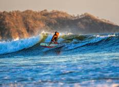 Surf Guiding Package 6 Days in Selina Nosara Tour