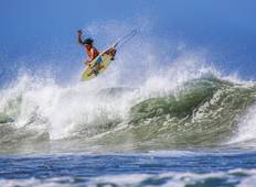 Surf Guiding Package 8 Days in Nosara Tour