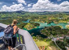 Guatapé Adventure 3 Days at Selina Medellin Tour