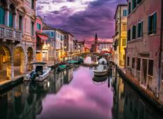 From Renaissance-infused Mantua to the Canals of Venice (7 destinations) Tour