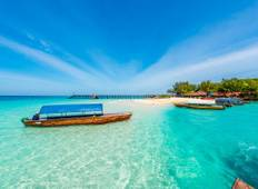 Zanzibar Beach and Cultural Holidays - 5 Days Tour