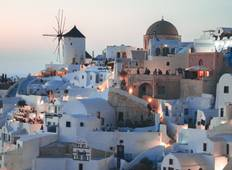 Vacations in Greece - 9 Days - Standard - Athens, Paros, Naxos, Santorini Tour
