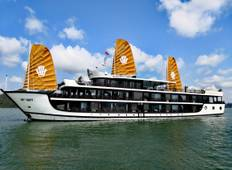 Genesis Regal Luxury Cruise - Ha Long Bay (3 Days 2 Nights) Tour