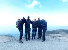 8 Days Hike via the popular Machame Route  Tour