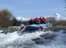 Rafting in the High Tatras Mountains Tour