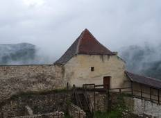 Private 4-Day Best of Transylvania Tour from Bucharest with Airport Pick Up Tour