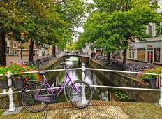 Canals, tulips & Lorelei Tour