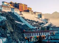Multi-Nation-Tour (Nepal-Bhutan-Tibet) 12 Days Tour
