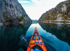 Kayaking and Hiking at Koman Lake, Valbona and Theth in 4 Days Tour