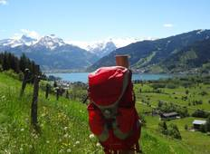 Panorama Walking Tours in the Zell am See District Tour