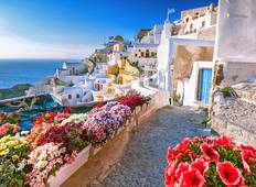 2 Greek Islands Tour - 5 Days - Paros & Santorini - Premium Tour