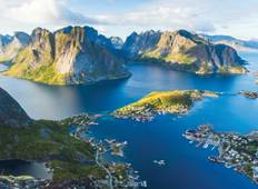 Majestic Norwegian Fjords  (2020) Tour