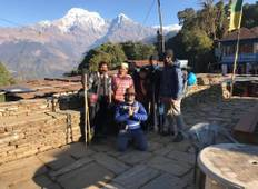 Mardi Himal Trek -  8  Days - My Everest Trip  Tour