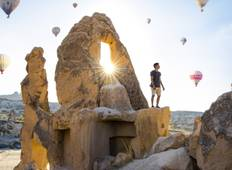 3 Day Cappadocia Tour from Istanbul By Air Tour