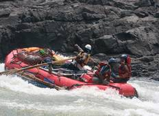 5 Days Whitewater Rafting in Victoria Falls Tour