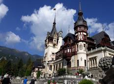 3 Days Tour in Transylvania: Peles& Dracula\'s Castle, Sighisoara & Salt Mine Tour