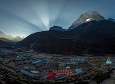 Everest Base Camp Kalapatthar Trek Rundreise