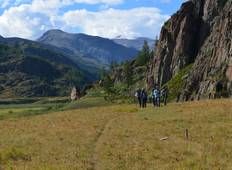Trekking in the Altai Mountains - 10 Days Tour