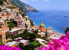 Rome to Amalfi Tour