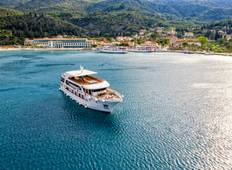 Delightful Croatia with Deluxe Cruise Tour