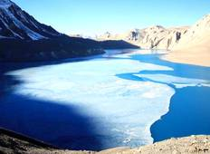 World Highest Lake, Tilicho Base Camp Trek Tour