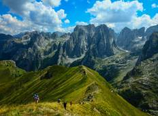Peaks of the Balkans - Hiking Beyond Borders in Albania, Kosovo & Montenegro (12 days) Tour
